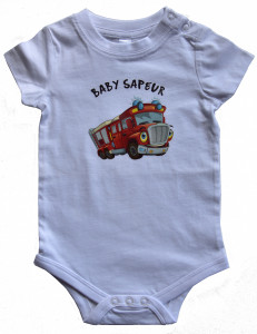 Body Baby sapeur