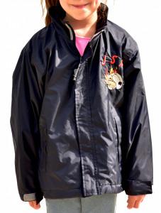Coupe-vent jeune sapeur pompier