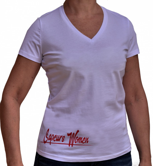 T-shirt sapeur women