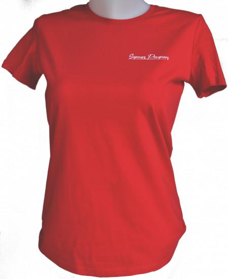 T-shirt sapeurs pompiers