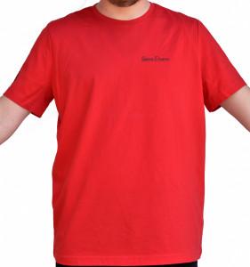 T-shirt rouge signature Sapeurs Pompiers