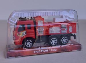 Camion de pompier à friction